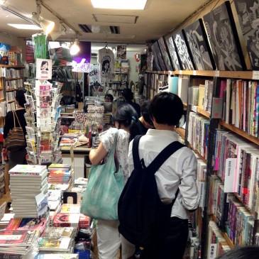 Charla sobre «El manga en el mercado editorial español»