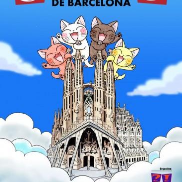 Espai Daruma, muy presente en el XXI Saló del Manga de Barcelona