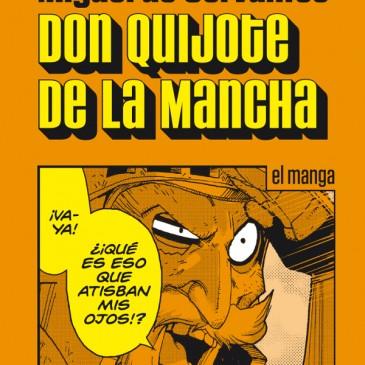 Manga didáctico y literario con La Otra H