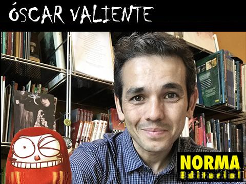 Daruma Gasshuku: Óscar Valiente y los mangas de Norma Editorial