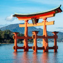 Lugares sagrados en Japón: templos y santuarios