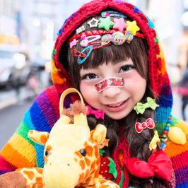 Las tribus urbanas japonesas