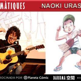 Una Nit Temàtica con Naoki Urasawa