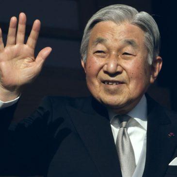 La figura del emperador japonés
